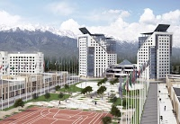 ЖК Athletic village, Алматы